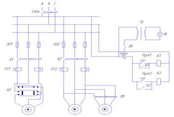 электрическая схема цена